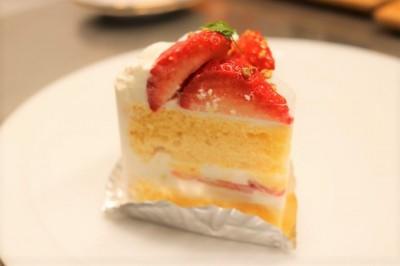 あまおうのショートケーキ