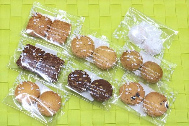 焼き菓子・マカロン